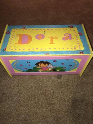 Dora Toy Box for Sale in Lakeland, FL