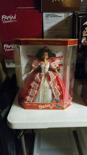 Holiday Barbie Brand New In Box for Sale in Renton, WA