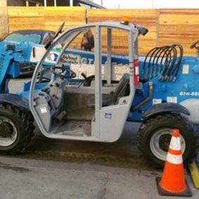 Genie 5K Reach Forklift for Sale in Orange, CA