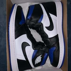 Jordan 1 Retro High Royal Toe for Sale in Broadview, IL