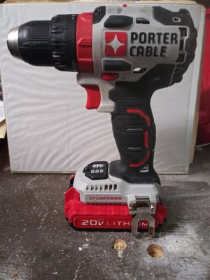Porter Cable/ 20v Lithium / 3 months old for Sale in Bentonville, AR