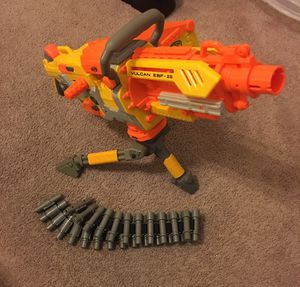 Kids Nerf. Volcán mini gun for Sale in Austin, TX