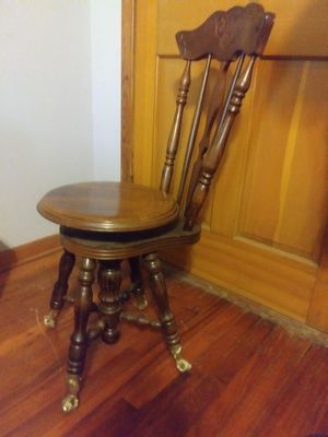 antique 1912 chair for Sale in Austin, TX