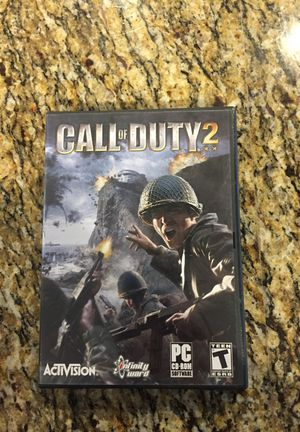 Call of Duty 2 PC for Sale in Natick, MA