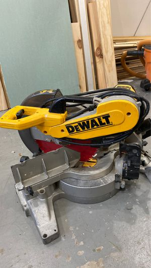 "Dewalt 12"" miter saw for Sale in Frederick, MD"