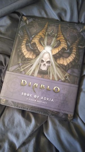 Diablo: Book of Adria NEW for Sale in Littleton, CO