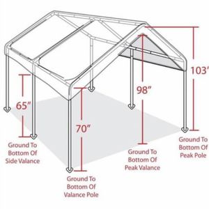 Canopy & Tarp Fittings Kits for Sale in Compton, CA