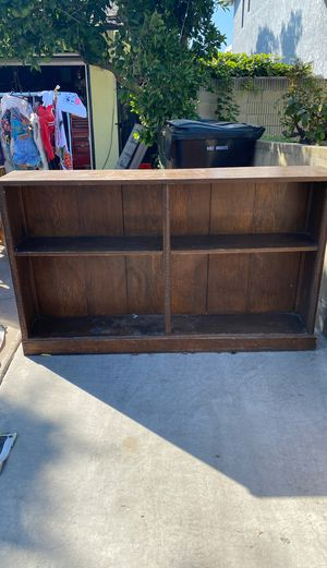 Solid Wood shelf for Sale in Anaheim, CA