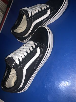 Vans shoes, size 7 negotiable for Sale in Hasbrouck Heights, NJ