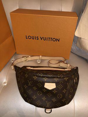 Louis Vuitton Bum Bag (authentic with box, dust bag, & receipt) for Sale in Naperville, IL