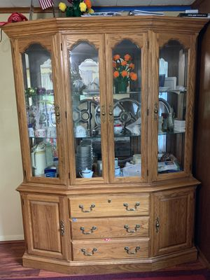 Hutch, China Cabinet for Sale in Silver Lake, OH