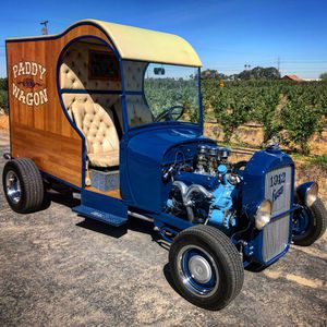 1912 Ford Paddy Wagon for Sale in Reedley, CA