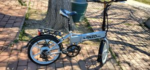 Enzo ebike electric bicycle for Sale in Los Angeles, CA