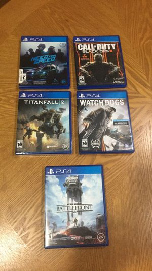 Ps4 Games for Sale in Plainfield, IL