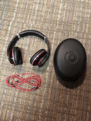 Beats by Dre Studios Headphones for Sale in Clemson, SC