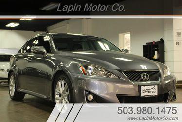2013 Lexus IS 250 for Sale in Portland,  OR