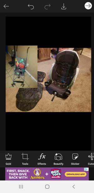Car seat stroller for Sale in Houston, TX