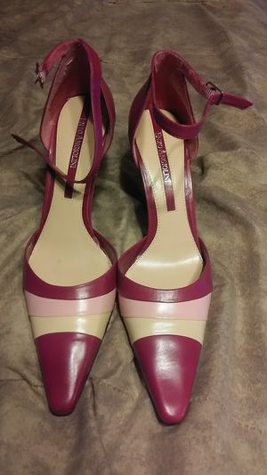 Enzo angiolini leather pumps for Sale in Moreno Valley, CA