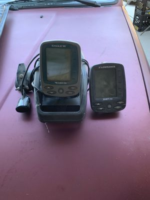 Fish Finders!! for Sale in Lawrenceville, GA