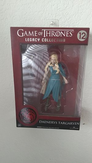 Game of thrones action figure for Sale in Antioch, CA