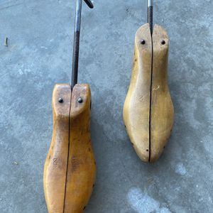 Vintage Wooden Show Forms for Sale in Menifee, CA