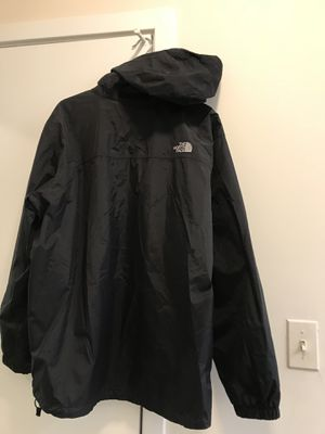 The North Face male's rain jacket size XL for Sale in Falls Church, VA