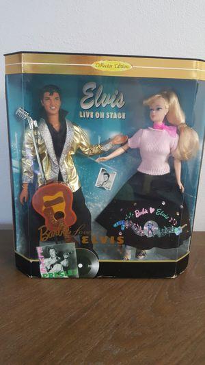 Brand New Barbie & Elvis for Sale in Miami, FL