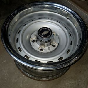 Chevy Rally Wheels for Sale in La Habra, CA