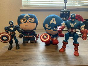Captain america for Sale in Joint Base Lewis-McChord, WA