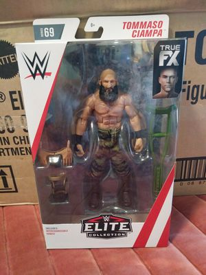 Tommaso Ciampa Series 69 Elite Collection Action Figure for Sale in Avondale, AZ