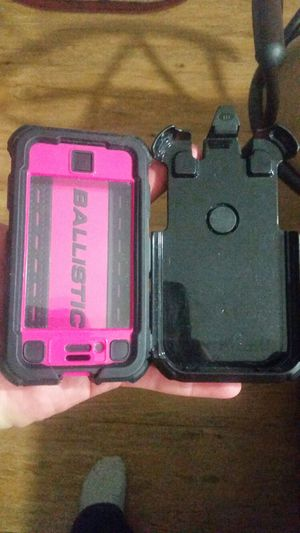 Ballastic case iphone 4 with clip for Sale in New Bedford, MA