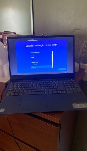 "Lenovo® IdeaPad 3 Laptop, 15.6"" Screen, Intel® Core™ i5, 8GB Memory, 1TB Hard Drive, Windows® 10, 81WE002HUS for Sale in McDonough, GA"