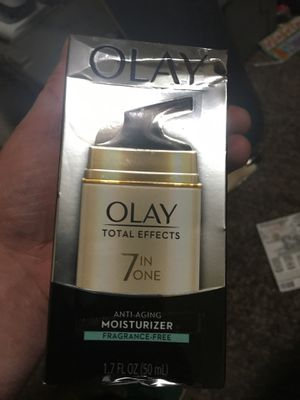 Olay Total Effects 7in1 Anti-Aging Moisturizer for Sale in Santa Cruz, CA