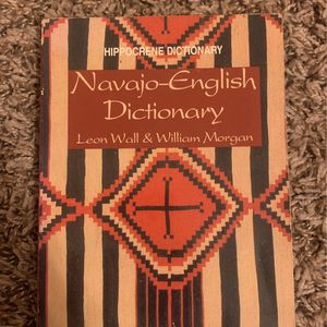 Used Book Navajo Dictionary for Sale in Las Vegas, NV