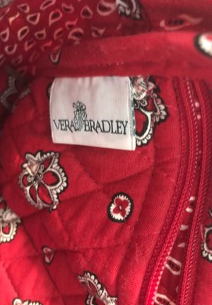 Red VeraBradley bag for Sale in Elkridge, MD