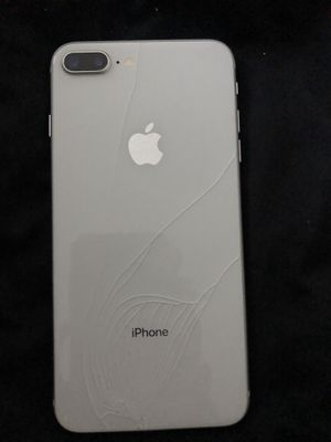 USED IPHONE 8 PLUS CRACKED SCREEN for Sale in Los Angeles, CA