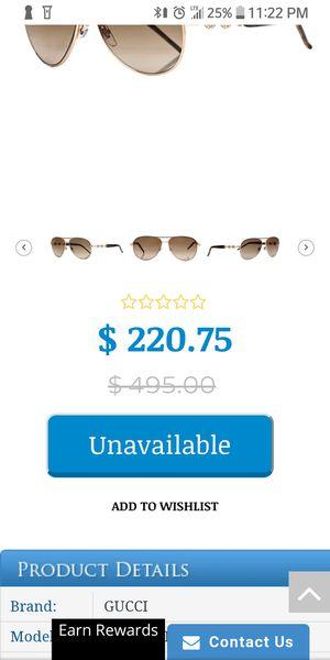 gucci glasses for Sale in Glendale, AZ