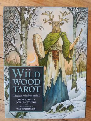 Wildwood Tarot for Sale in Portland, OR
