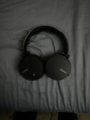 Sony ExtraBass Bluetooth Overear Headphones for Sale in Buffalo Grove, IL