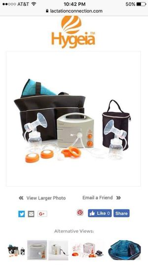 Hygeia pumps with bag and accessories for Sale in Los Angeles, CA
