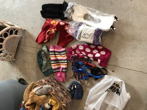 Dog coats, toys, collars and grooming gear for Sale in Caldwell, ID