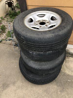 Silverado tires for Sale in Austin, TX