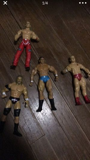 Wwe toys for Sale in Houston, TX