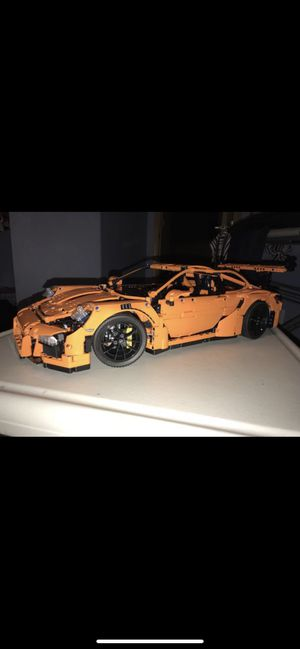 LEGO technic Porsche 911 GT3 RS (42056) for Sale in Tacoma, WA