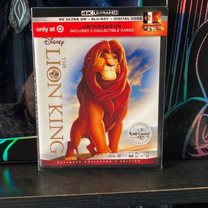 The Lion King Target Special Edition for Sale in Paramount, CA