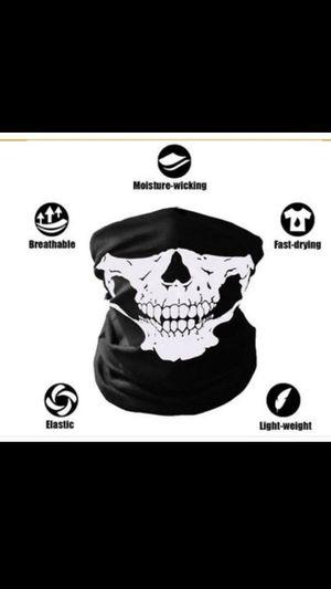 White Half Face Mask for Sale in San Bernardino, CA