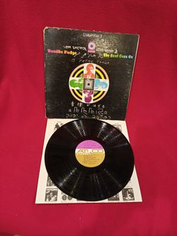 VANILLA FUDGE The Beat Goes On 1968 Vinyl Records for Sale in Oceanside,  CA