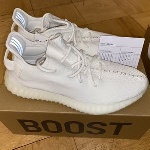 Adidas Yeezy Boost 350 v2 Cream/Triple White for Sale in Bethesda, MD