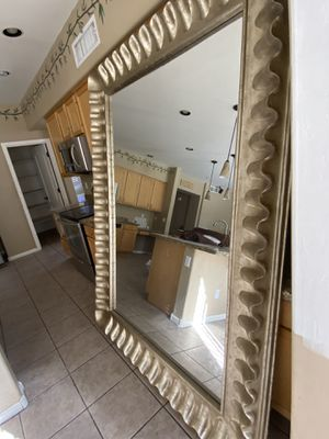 Beautiful HUGE home mirror for Sale in Chandler, AZ