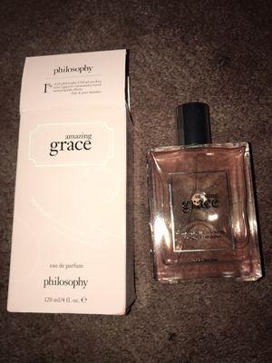 Amazing grace eau de parfum philosophy for Sale in Tacoma, WA